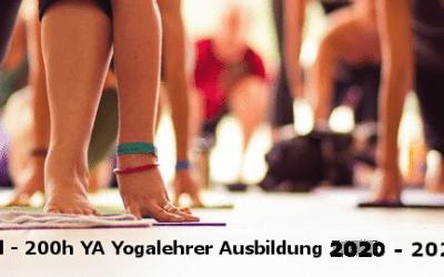 Yogalehrer Ausbildung 2020